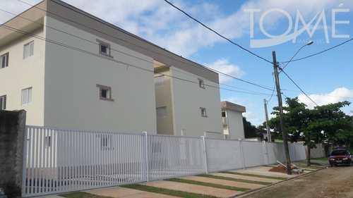 Apartamento, código 983 em Bertioga, bairro Maitinga
