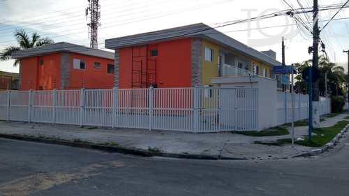 Casa de Vila, código 985 em Bertioga, bairro Centro