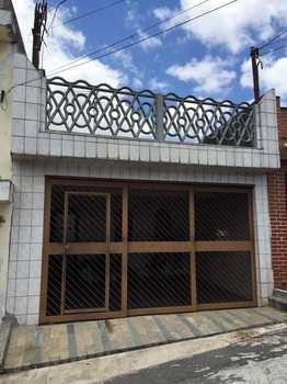 Casa, código 10141 em São Paulo, bairro Vila Matilde