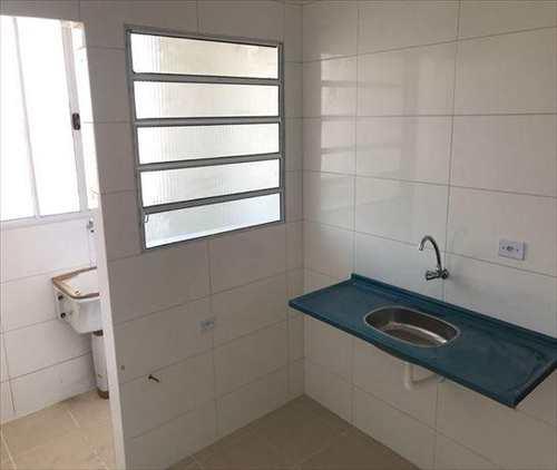 Apartamento, código 10896 em São Vicente, bairro Vila Margarida