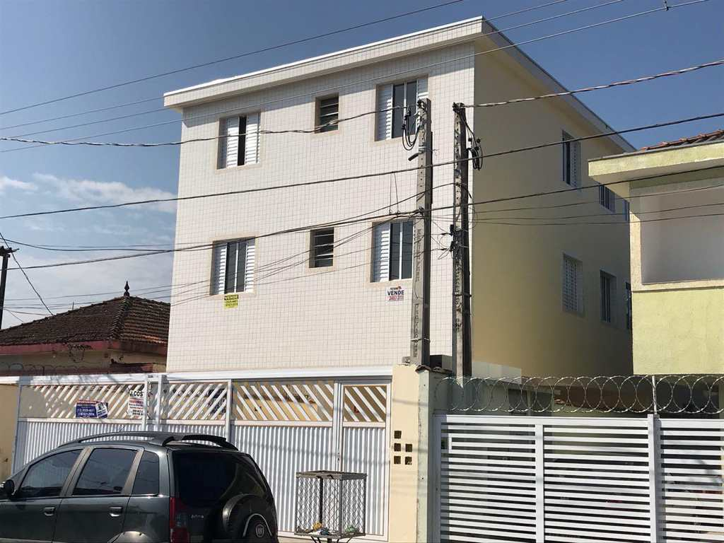 Apartamento em São Vicente, bairro Vila Margarida