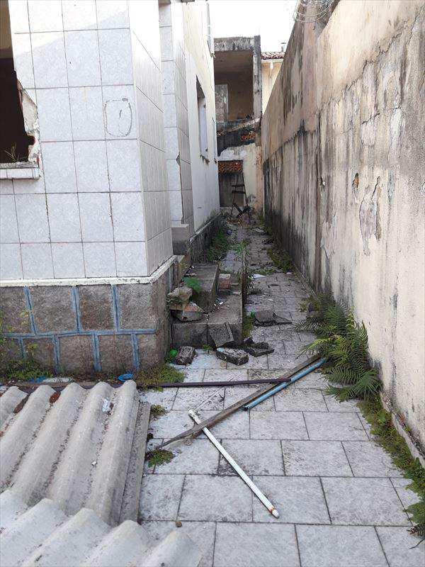 Terreno em São Vicente, no bairro Centro