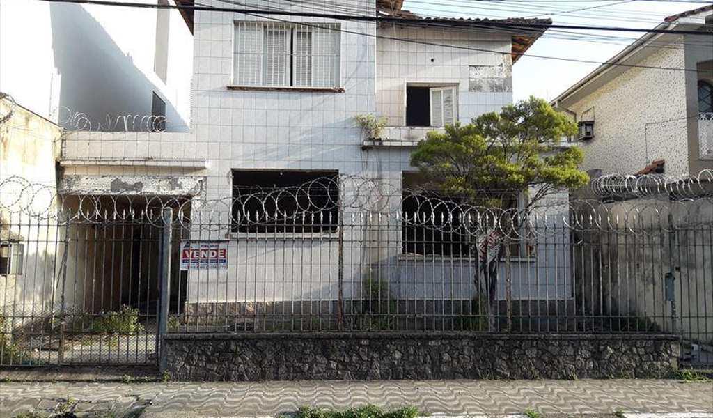 Terreno em São Vicente, bairro Centro