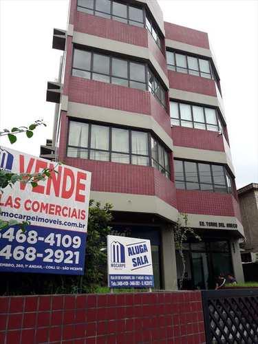 Conjunto Comercial, código 10874 em São Vicente, bairro Esplanada dos Barreiros