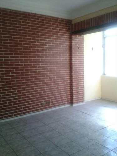 Apartamento, código 10848 em São Vicente, bairro Centro