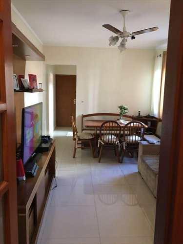 Apartamento, código 10827 em São Vicente, bairro Gonzaguinha