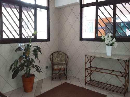 Apartamento, código 10822 em São Vicente, bairro Centro