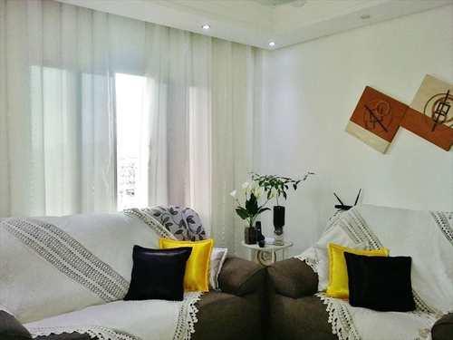 Apartamento, código 10815 em São Vicente, bairro Esplanada dos Barreiros