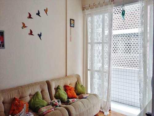 Apartamento, código 10816 em Santos, bairro Gonzaga