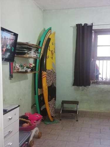 Kitnet, código 10819 em São Vicente, bairro Boa Vista