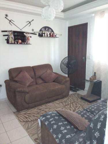 Casa, código 10812 em São Vicente, bairro Planalto Bela Vista
