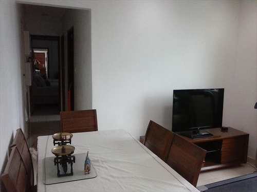 Apartamento, código 10798 em São Vicente, bairro Parque São Vicente