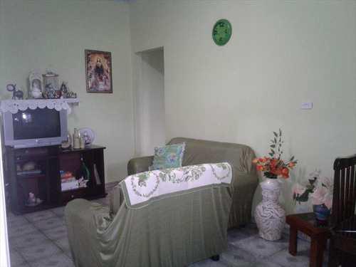 Casa, código 10787 em São Vicente, bairro Catiapoa