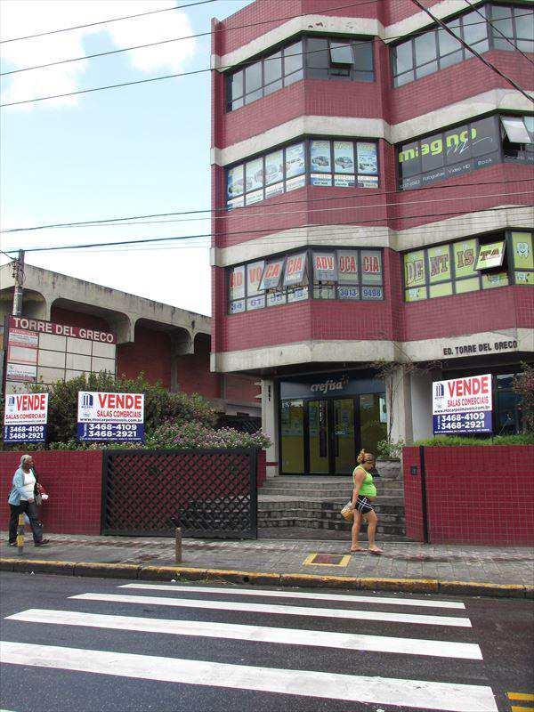 Conjunto Comercial em São Vicente, bairro Esplanada dos Barreiros