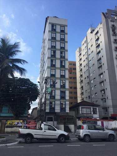 Apartamento, código 10774 em São Vicente, bairro Centro