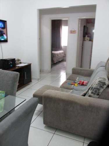 Apartamento, código 10727 em São Vicente, bairro Centro