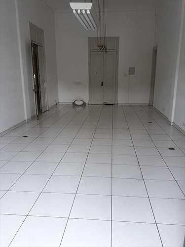 Sala Comercial, código 10708 em Santos, bairro Centro