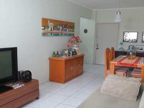 Apartamento, código 10844 em São Vicente, bairro Vila Valença