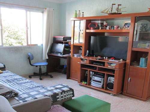 Apartamento, código 10843 em São Vicente, bairro Parque São Vicente