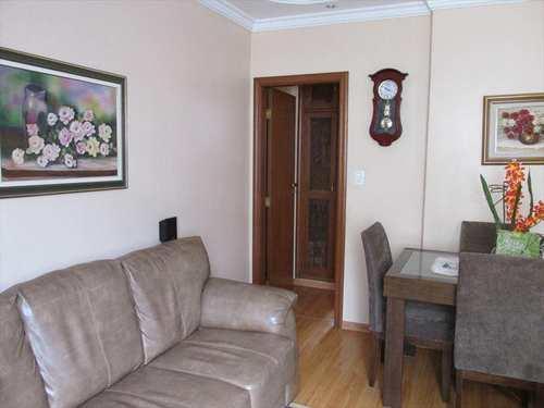 Apartamento, código 10663 em São Vicente, bairro Centro