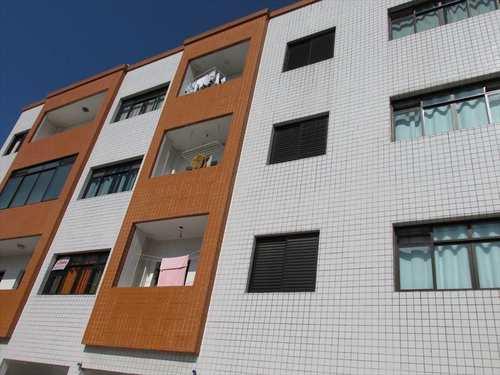 Apartamento, código 10659 em São Vicente, bairro Parque São Vicente