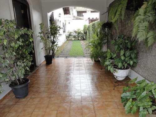 Casa, código 10639 em São Vicente, bairro Centro