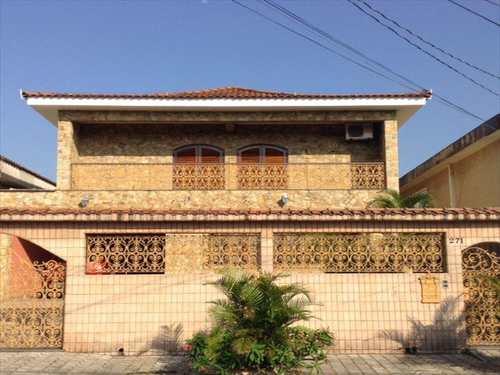 Sobrado, código 10636 em São Vicente, bairro Vila Nossa Senhora de Fátima