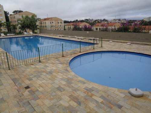 Apartamento, código 10565 em Cotia, bairro Jardim Caiapiá