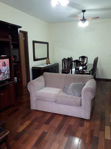 Apartamento, código 10905 em São Vicente, bairro Centro