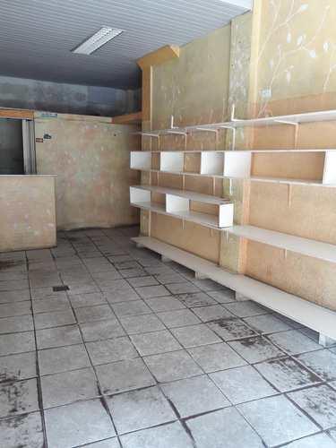 Loja, código 10908 em São Vicente, bairro Centro
