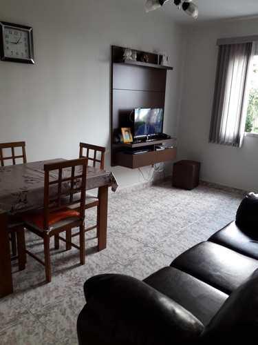 Apartamento, código 10911 em Santos, bairro Encruzilhada