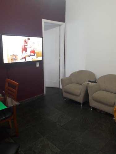 Apartamento, código 10920 em Santos, bairro Boqueirão