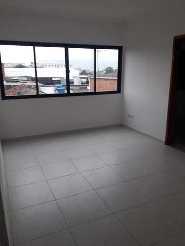Apartamento, código 10929 em São Vicente, bairro Parque São Vicente
