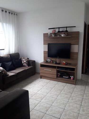 Apartamento, código 10933 em São Vicente, bairro Parque São Vicente