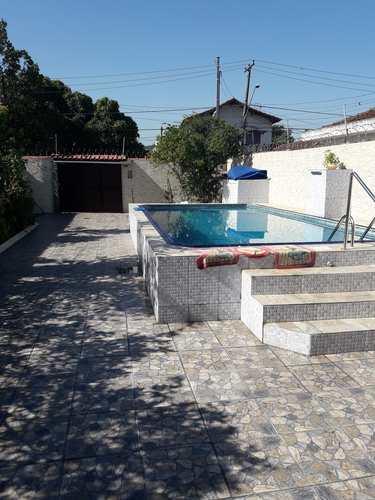 Casa, código 10948 em São Vicente, bairro Catiapoa
