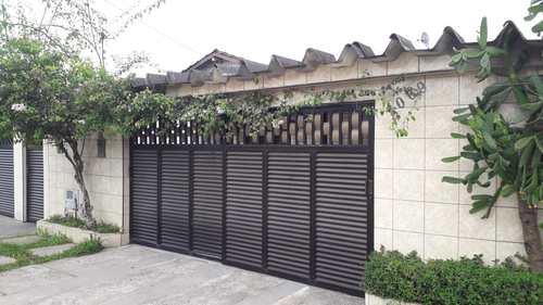 Casa, código 10962 em São Vicente, bairro Cidade Naútica