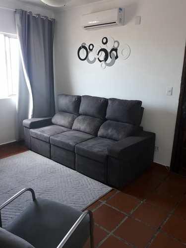 Apartamento, código 10967 em São Vicente, bairro Vila Nossa Senhora de Fátima