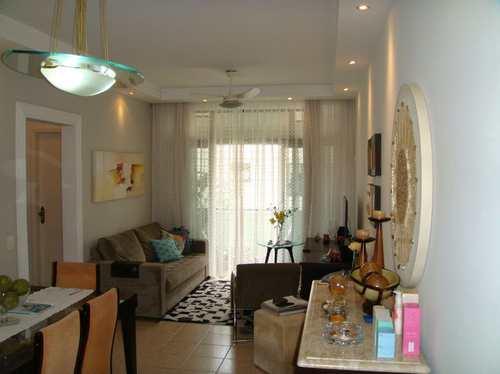 Apartamento, código 10972 em São Vicente, bairro Itararé