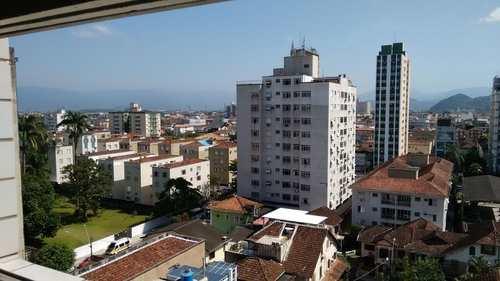 Apartamento, código 10989 em São Vicente, bairro Centro