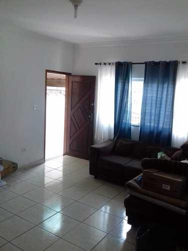 Casa, código 11006 em São Vicente, bairro Catiapoa