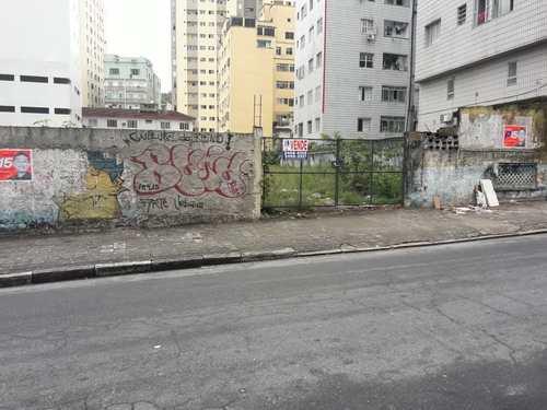 Terreno, código 11024 em São Vicente, bairro Centro