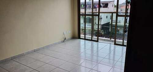 Apartamento, código 11037 em São Vicente, bairro Parque Bitaru