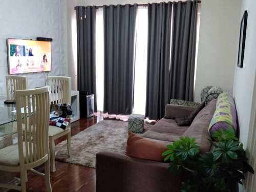 Apartamento, código 11057 em São Vicente, bairro Itararé