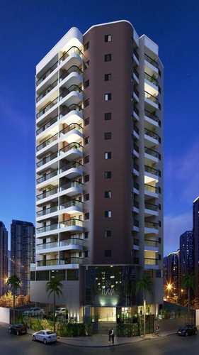 Apartamento, código 24152500 em Praia Grande, bairro Canto do Forte