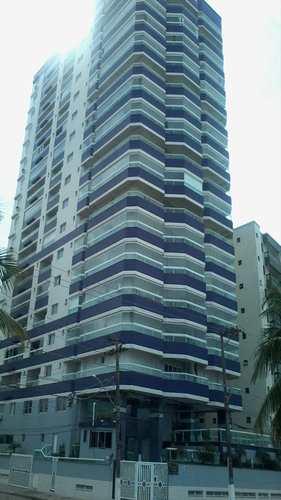 Apartamento, código 24150500 em Praia Grande, bairro Guilhermina