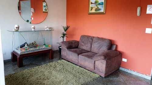 Apartamento, código 24130400 em Praia Grande, bairro Tupi