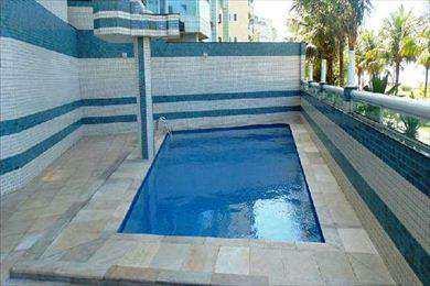 Apartamento, código 24055500 em Praia Grande, bairro Caiçara
