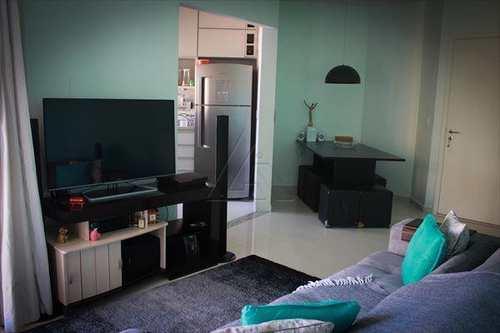Apartamento, código 2208 em São Paulo, bairro Jardim Monte Kemel