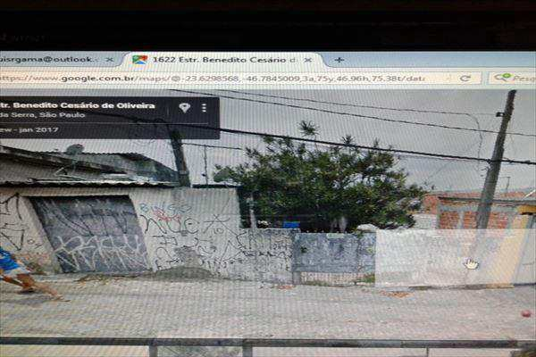Terreno em Taboão da Serra, bairro Jardim Record