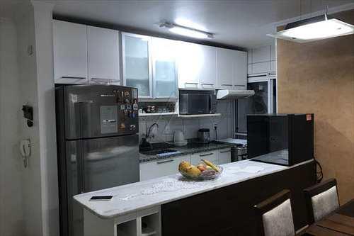 Apartamento, código 2182 em São Paulo, bairro Jardim Monte Kemel